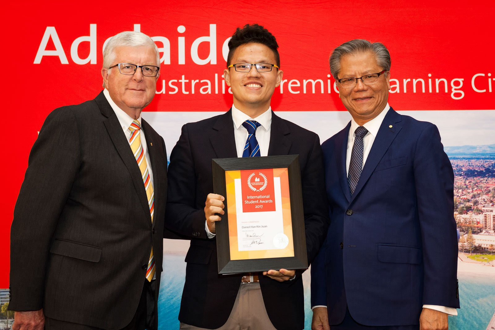 Innovative student Daniel Han Kin Juan wins 2nd place