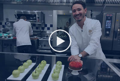 pastry chefCedric Grolet, Le Meurice