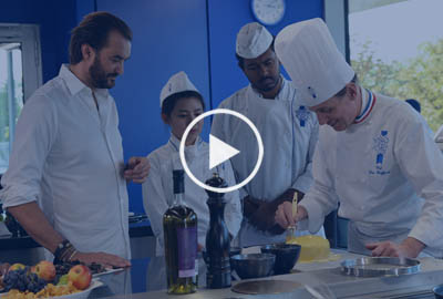 cuisine chef Cyril Lignac