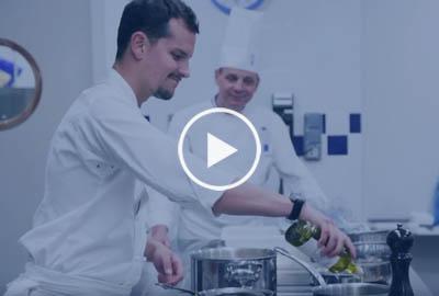 cuisine chef Juan Arbelaez Nubé Hôtel Marignan
