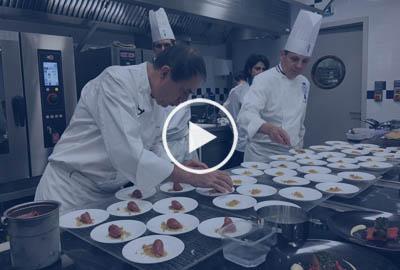cuisinie chef Philippe Labbé, La Tour d'Argent