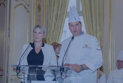 chef boulanger Bruno Cormerais