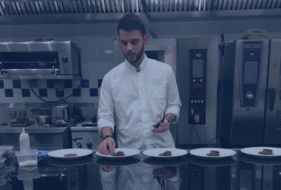 pastry chef Pierre Chirac Fauchon Paris