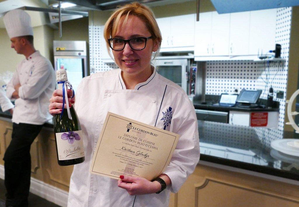 Kristina Gladyr Scholarship Winner