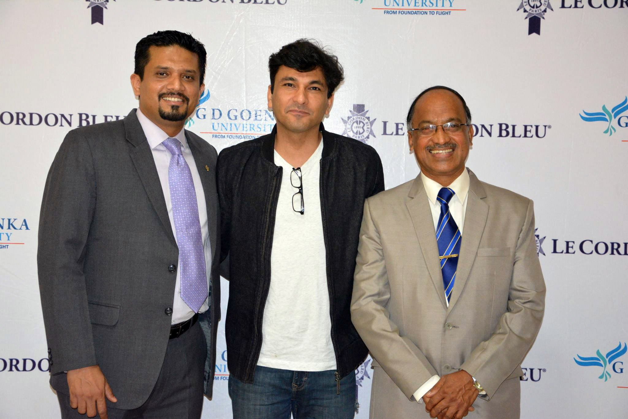 Acclaimed Chef's book launch at Le Cordon Bleu India