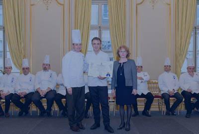 cuisine chef Jérôme Banctel, Le Gabriel, La Réserve Paris