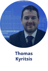 senior lecturer Thomas Kyritsis