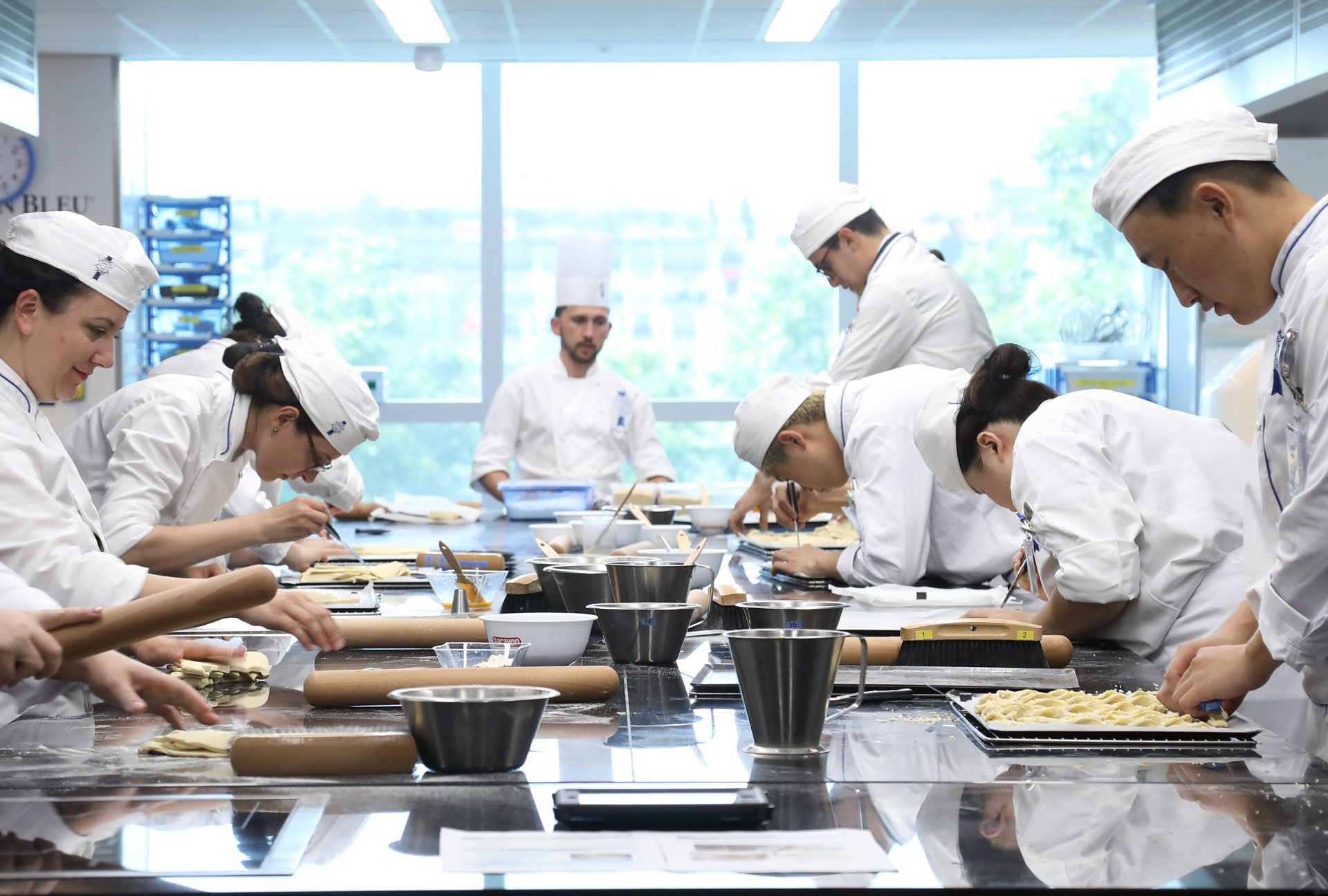 Le Cordon Bleu Paris revises its 2018 Pastry programme