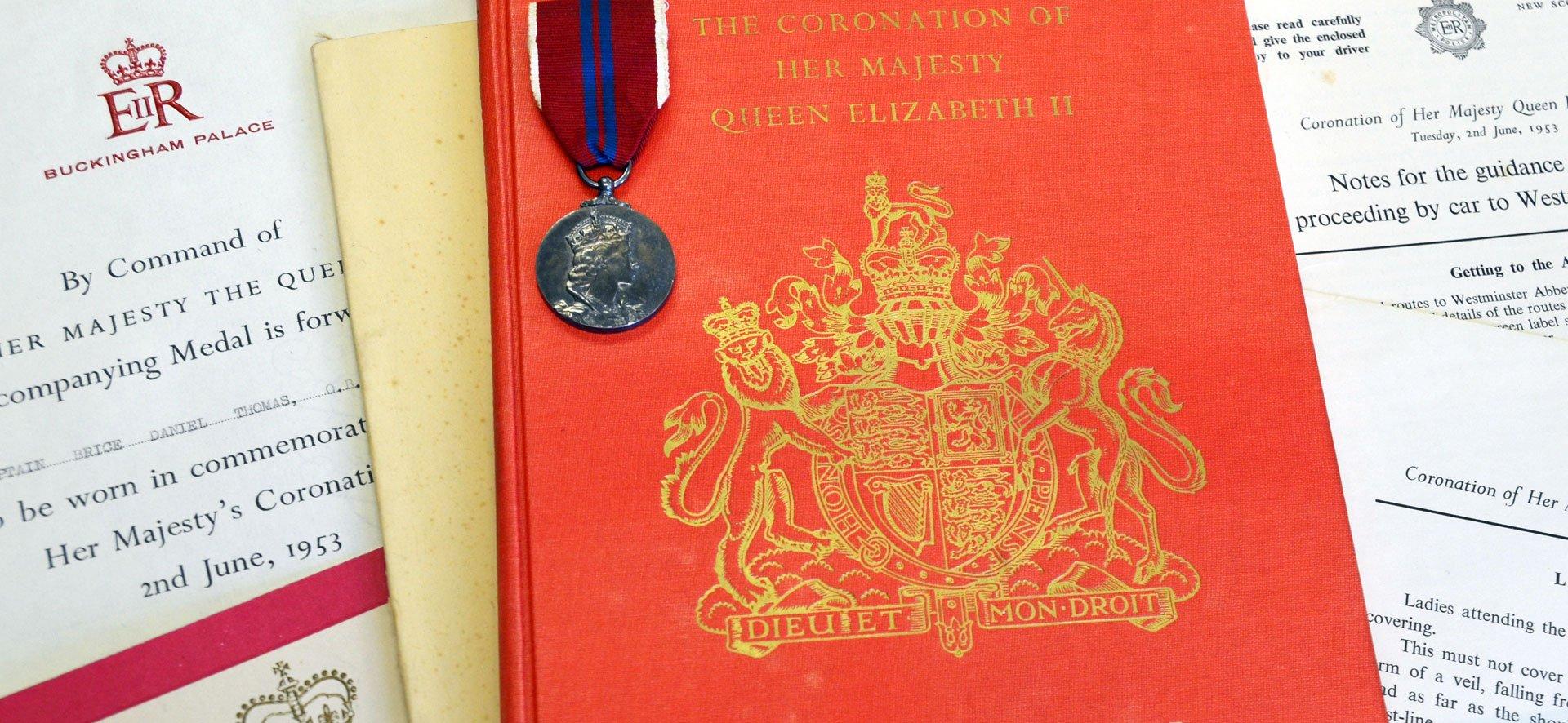 Coronation document