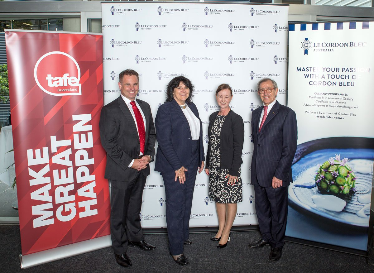Le Cordon Bleu announces new Brisbane Institute