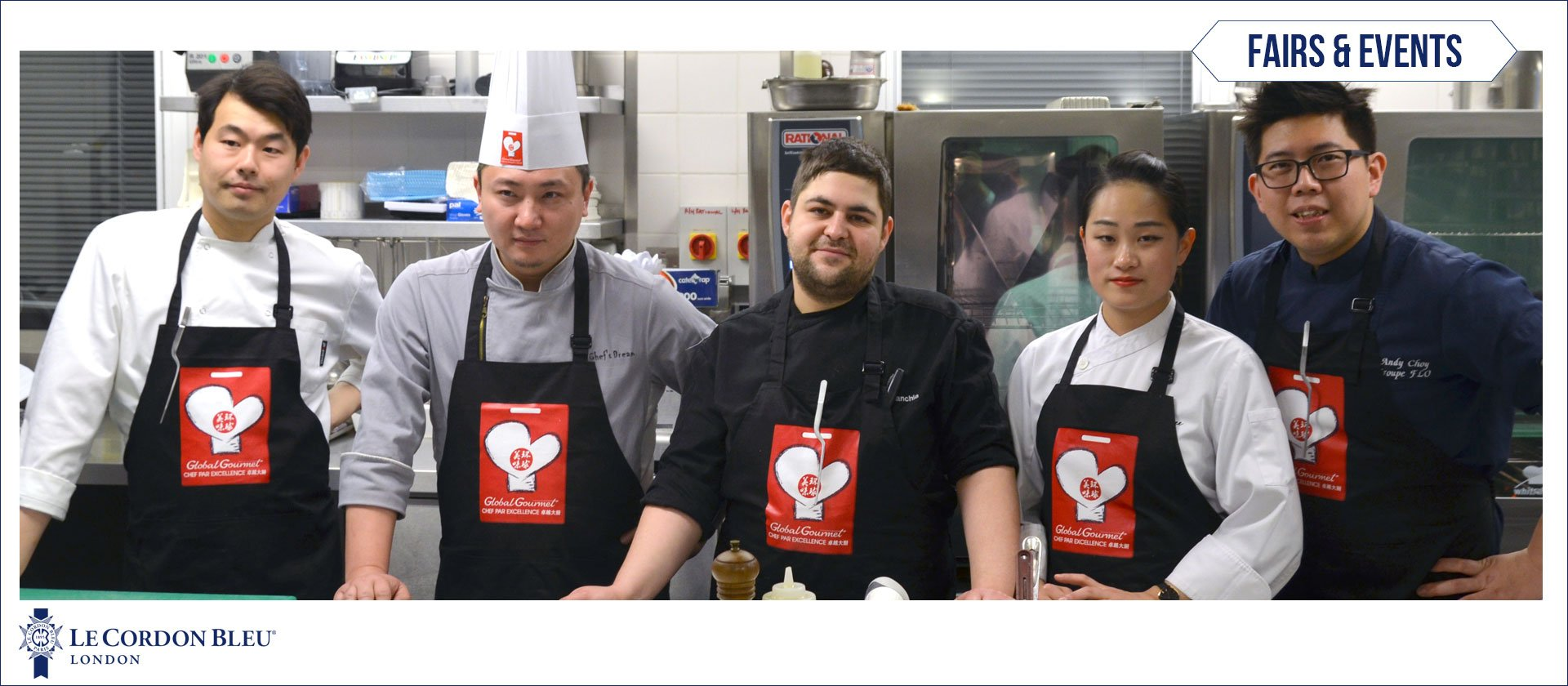 Top chefs from China host culinary demonstration at Le Cordon Bleu London