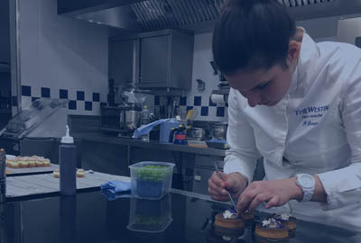 Florence Lesage pastry chef The Westin Paris Le First