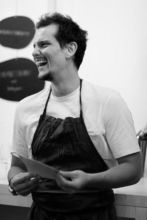 Chef Juan Arbelaez, chef cuisinier