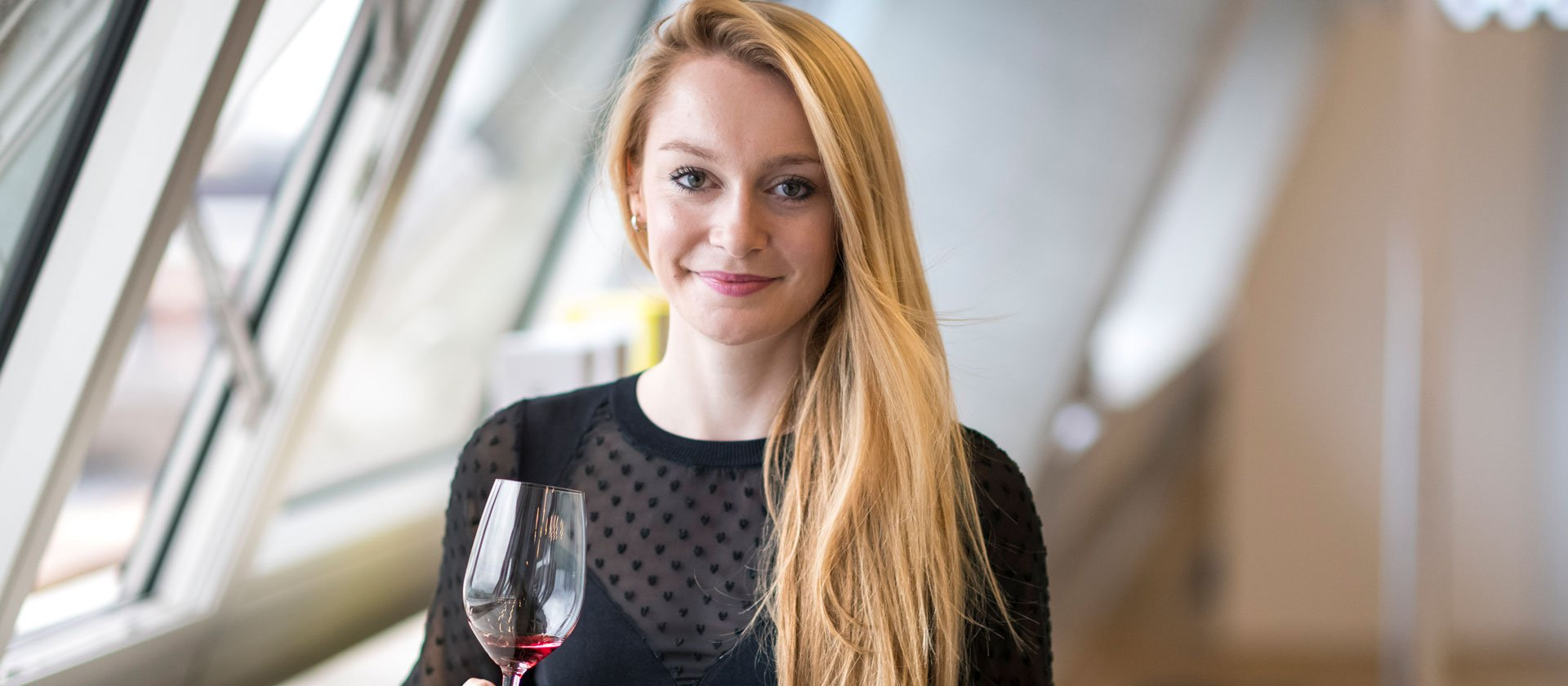 wine diploma alumna kate lofthouse