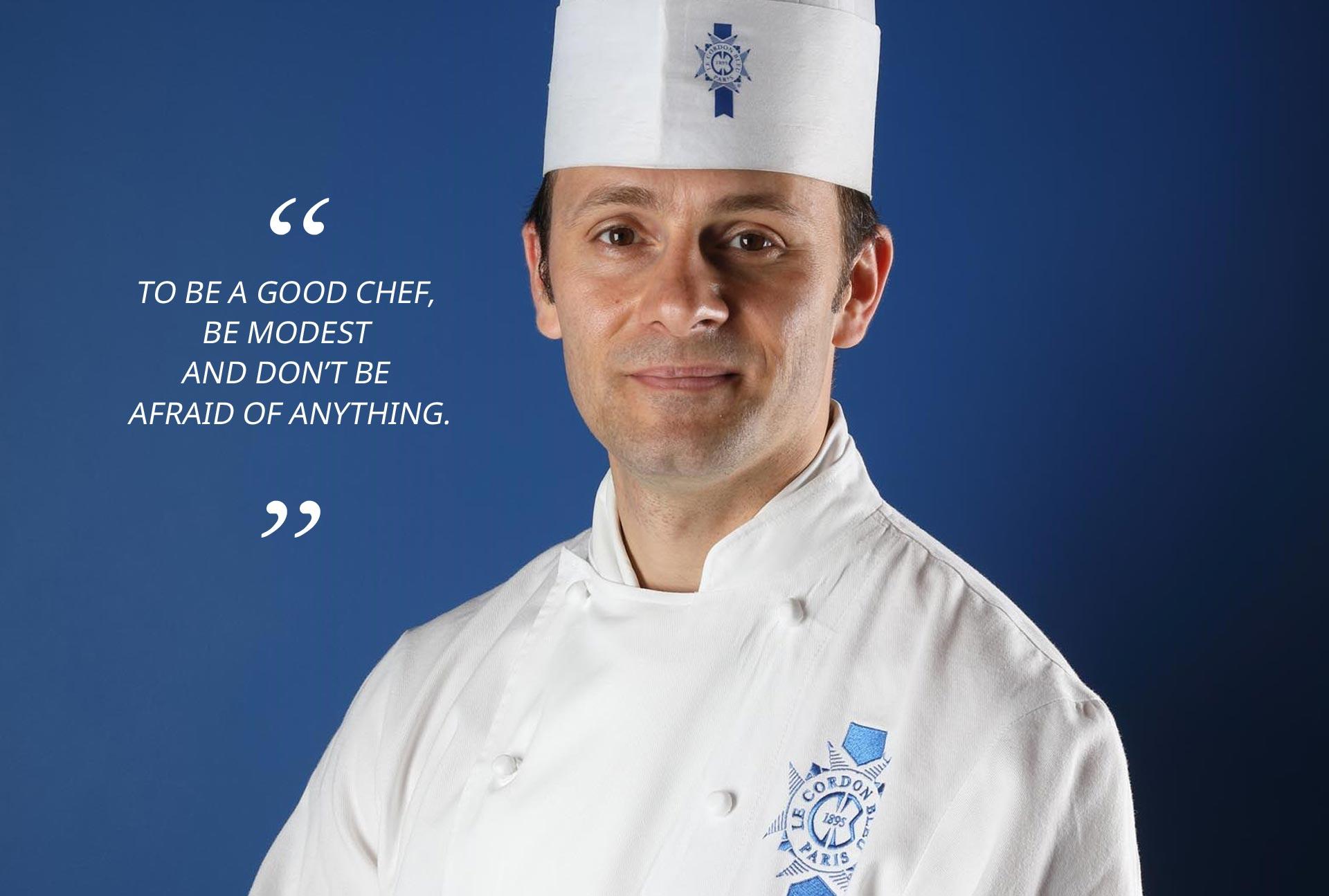Guillaume Siegler cuisine chef