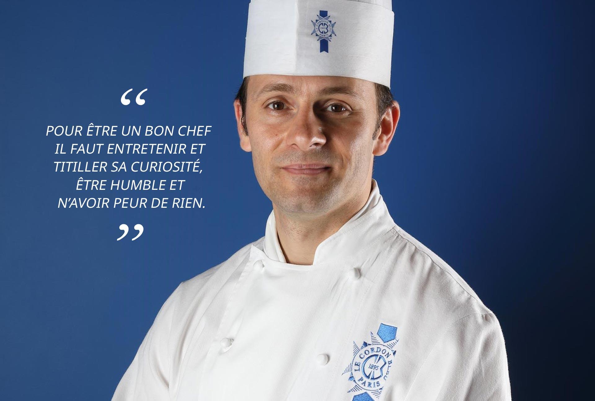 Guillaume Siegler chef cuisinier