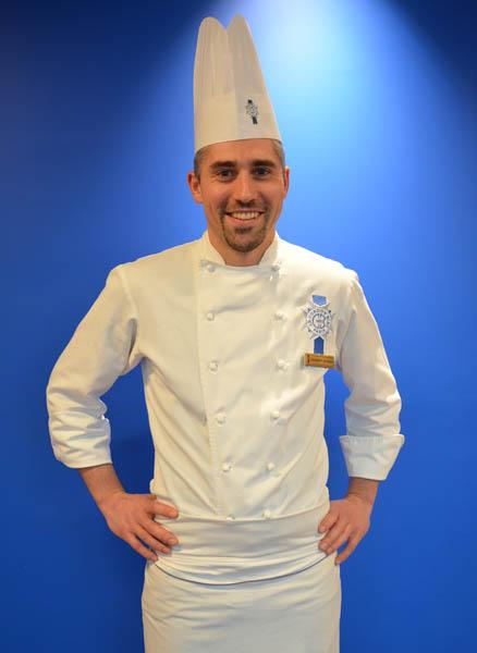 Chef Laurent Bichon