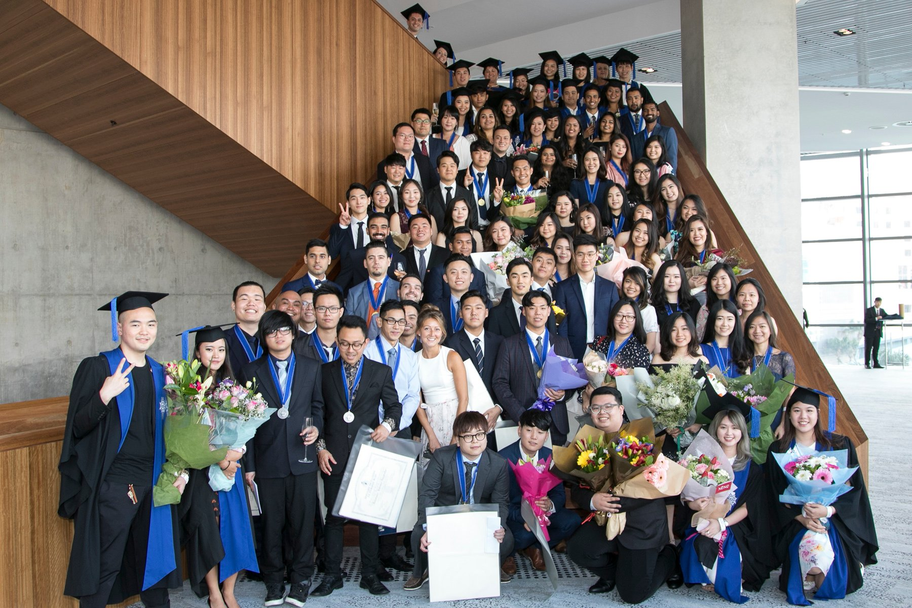 Graduations in Sydney, Adelaide & Melbourne