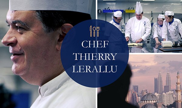 Chef Thierry biography
