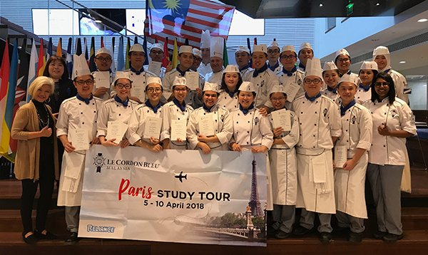 Study Cuisine at Le Cordon Bleu London