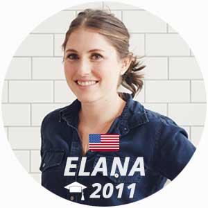 Elena Karp cuisine diploma 2011