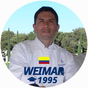 Diplômée Weimar Gomez Grand Diplôme 1995
