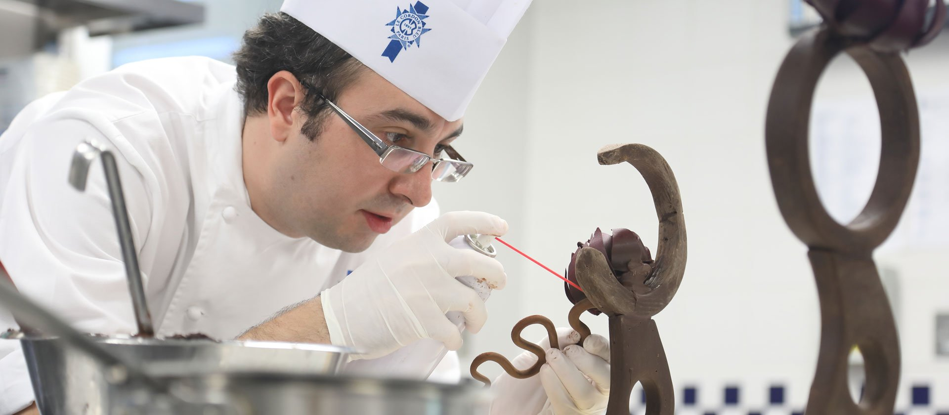 Pastry Chef Olivier Mourelon - Le Cordon Bleu London