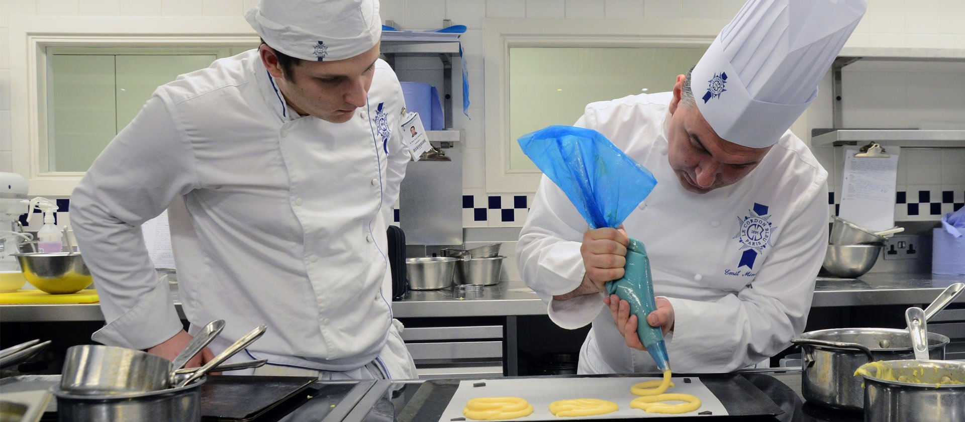 Cuisine Chef Emil Minev - Le Cordon Bleu London