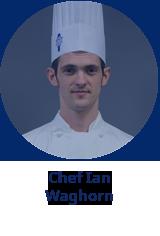 Cuisine Chef Ian Waghorn