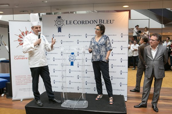 healthy and responsible cuisine Le Cordon Bleu Paris
