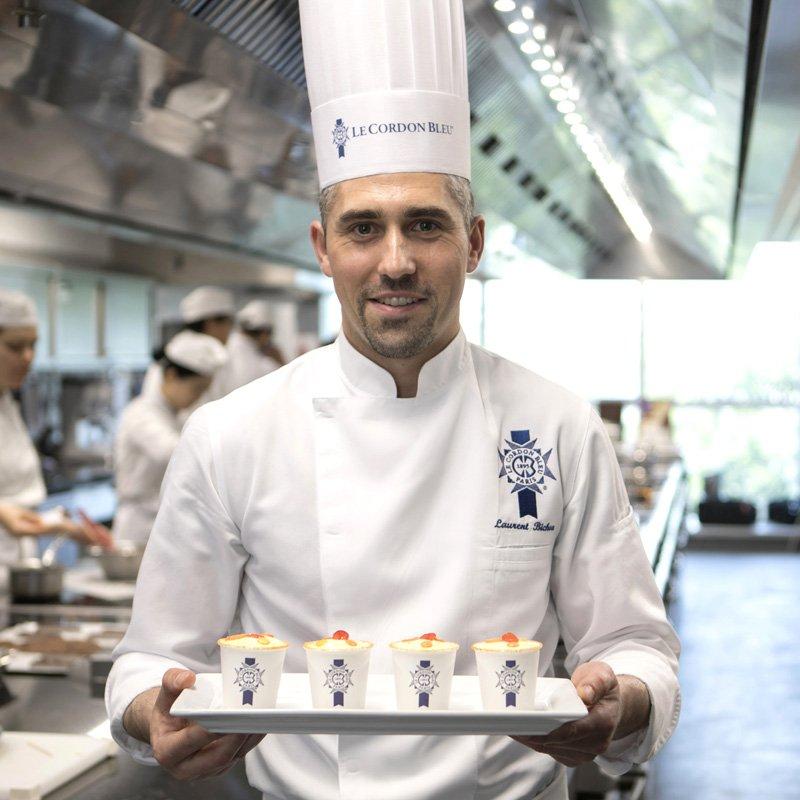 Laurent Bichon chef pâtissier