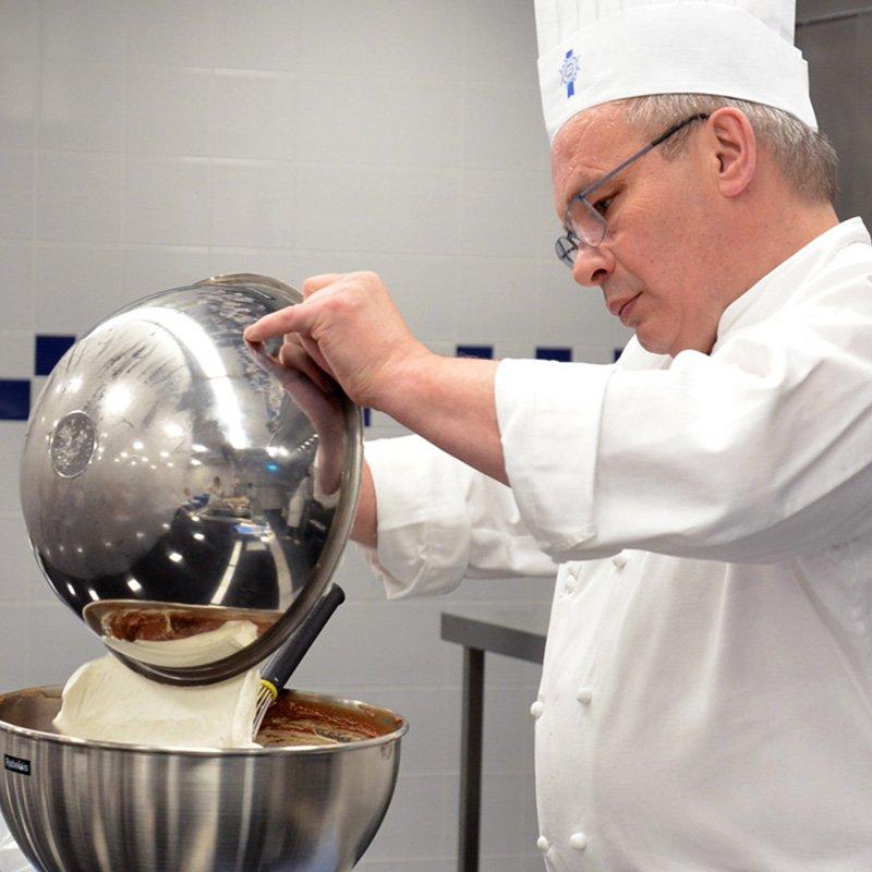 Jean François Deguignet Chef Enseignant et Directeur Technique Pâtissier