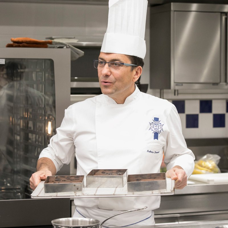 Fabrice Danniel, Directeur Adjoint des Arts Culinaires Responsable Pâtisserie
