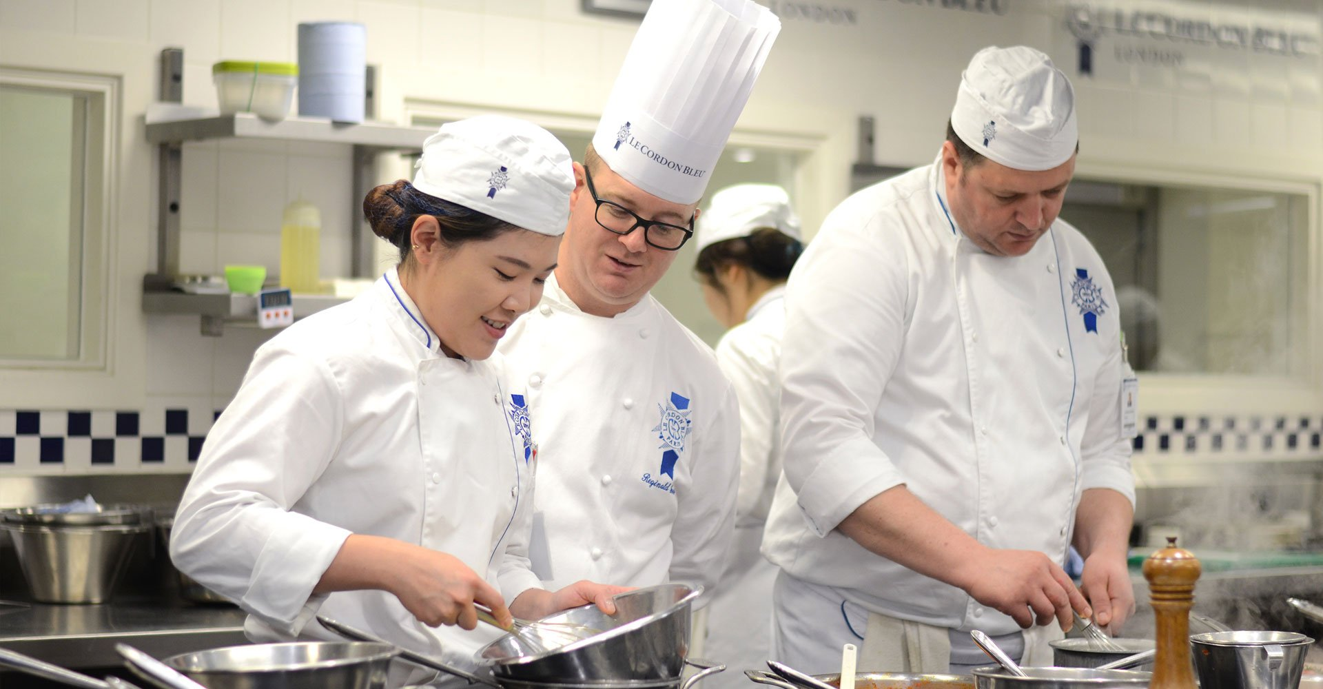 Cuisine Chef Reginald Ioos - le cordon bleu london