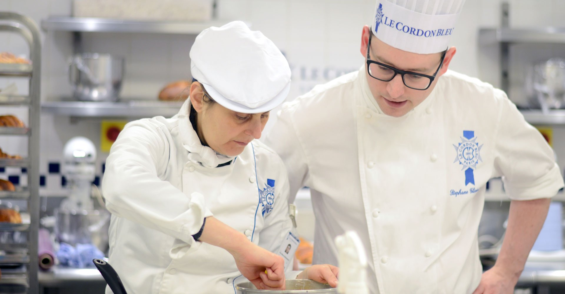 Boulangerie and Bakery Chef Stephane Gliniewicz- le cordon bleu london