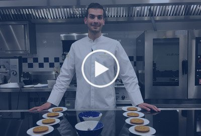 pastry chef and consultant Bastien Blanc-Tailleur