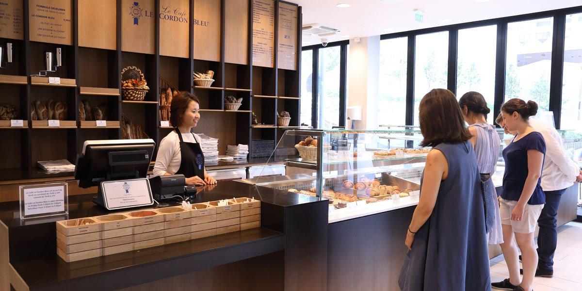 Le Café Le Cordon Bleu Paris