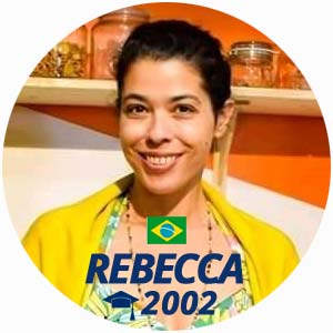 Rebecca Lockwood Diplôme de Cuisine 2002