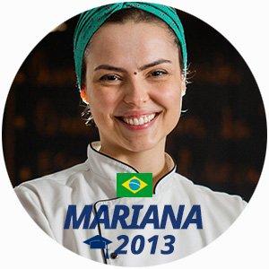 Mariana Correa Da Cunha Grand Diplôme 2013