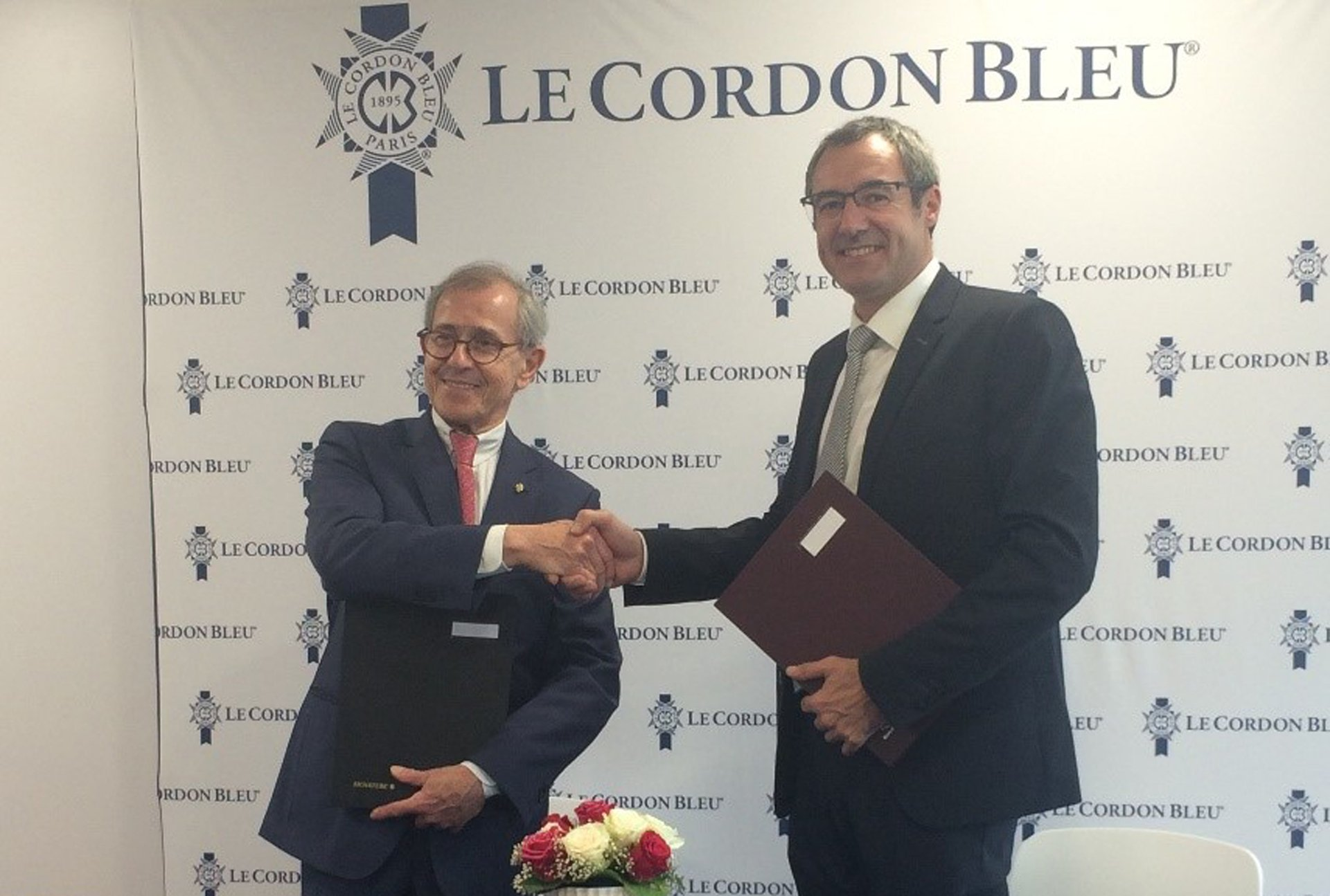 signature partenariat Le Cordon Bleu Paris Université Reims URCA