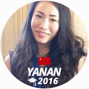Yanan Ren diplome cuisine 2016