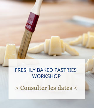 freshly baked pastries workshop