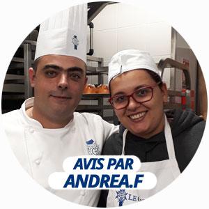 avis cours de boulangerie par Andre Fogliani