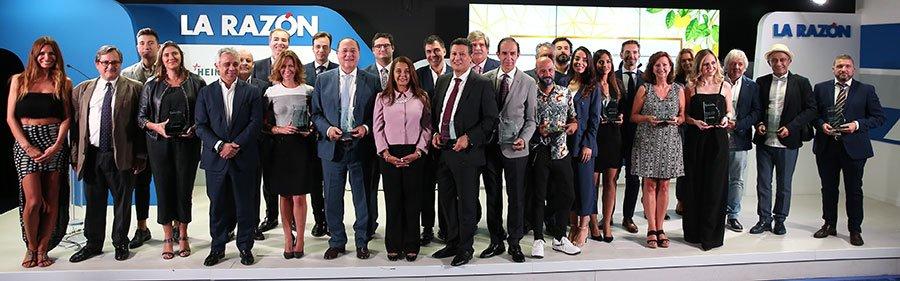 """Le Cordon Bleu Madrid recibe el premio a la """"Formación en alta cocina"""" de La Razón"""