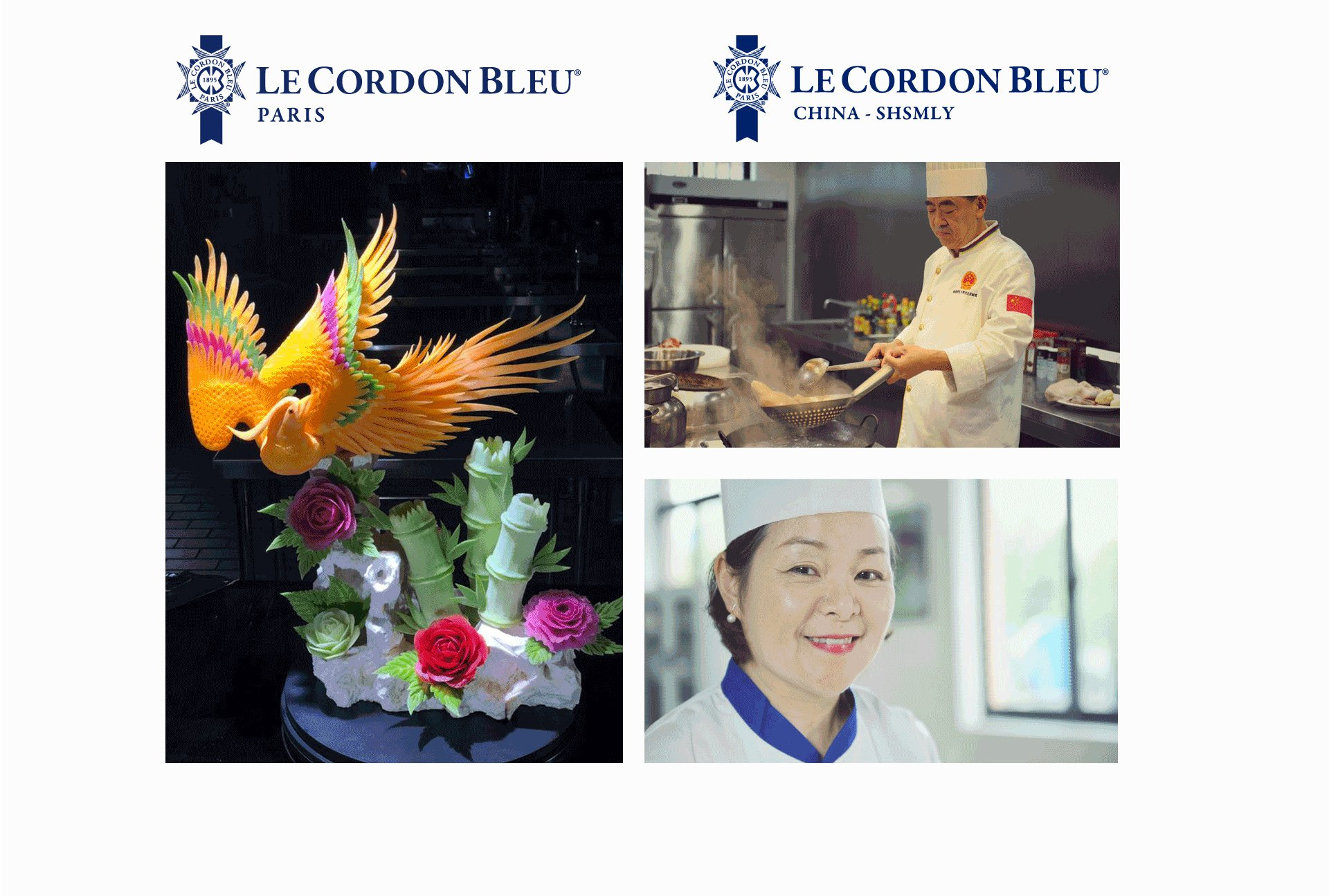 demonstration arts culinaires de shangai