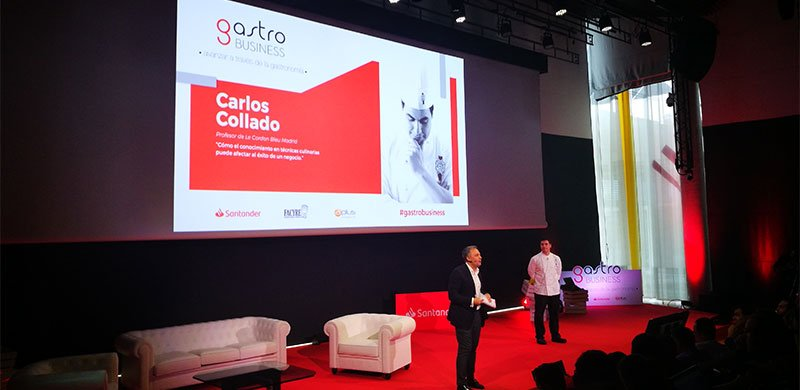 Carlos Collado en Gastro Business