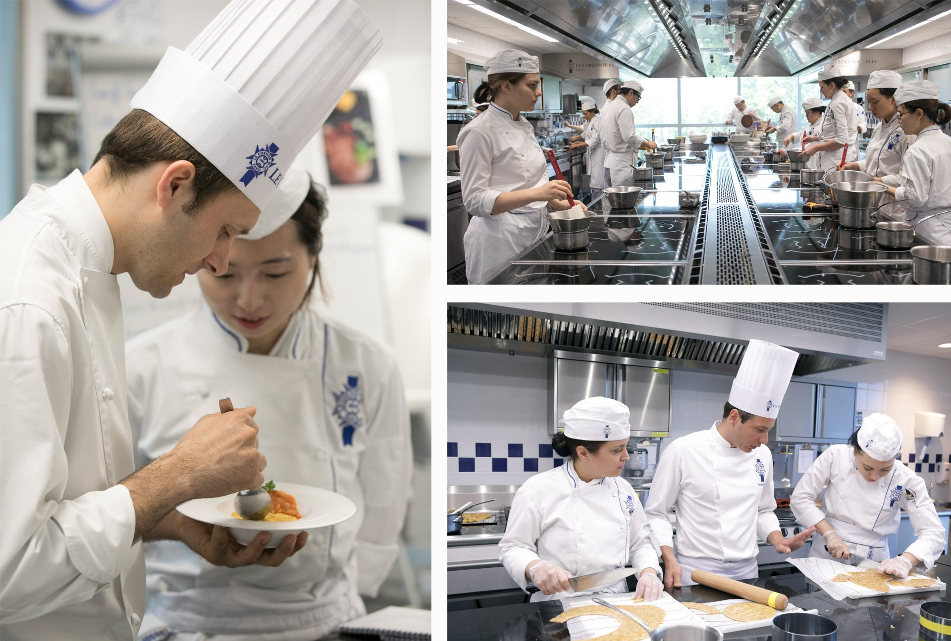 immersion professionnelle le cordon bleu paris