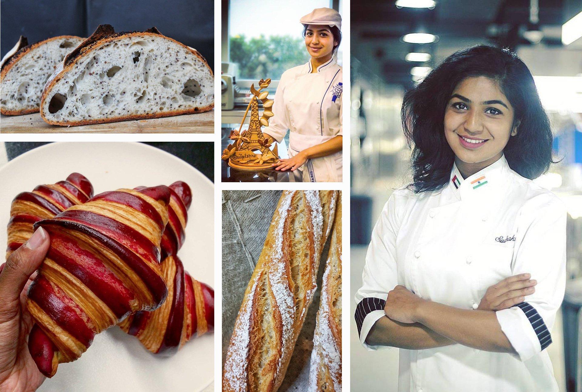 Sudhakshina Shivkumar – Diplômée de Boulangerie