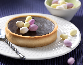 "Recipe - ""kimy"" chocolate and hazelnut tartlets"