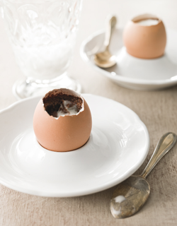 Recipe - Chocolate 'egg'